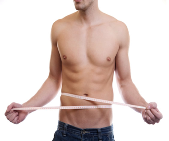 как похудеть мужчинам без диет