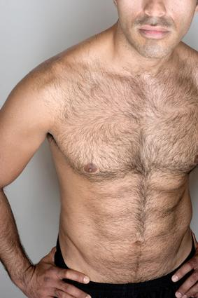 Как избавиться мужчине от волос на теле